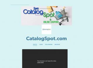 SEO rapport voor catalogspotcom.tumblr.com