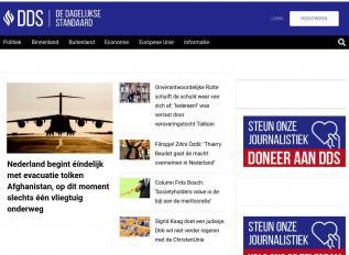 SEO rapport voor dagelijksestandaard.nl