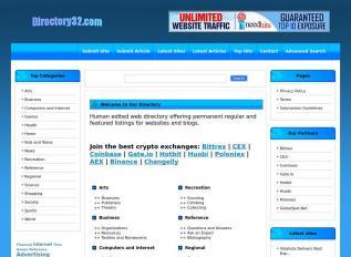 SEO rapport voor directory32.com