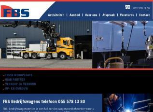 SEO rapport voor fbs-service.nl