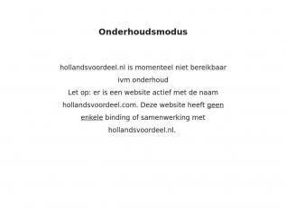SEO rapport voor hollandsvoordeel.nl