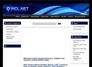 SEO rapport voor ihcl.net