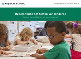 SEO rapport voor vrijnaarschool.nl