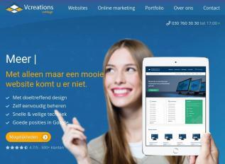 SEO rapport voor vwebdesign.nl