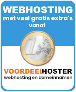 VoordeelHoster, Webhosting en Domeinnamen